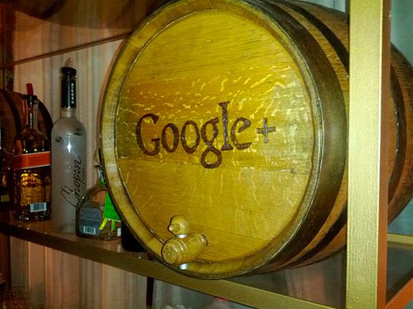 Google бочоночек из под вина