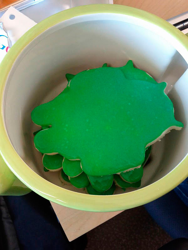 Androide печенье в банке