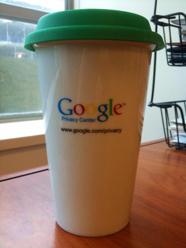 google стакан