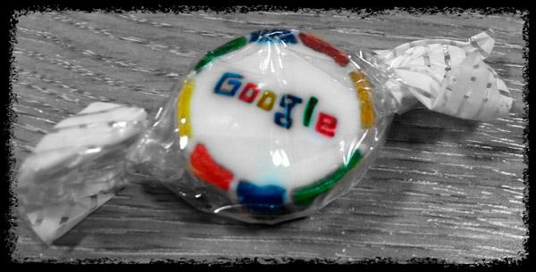Google конфетка
