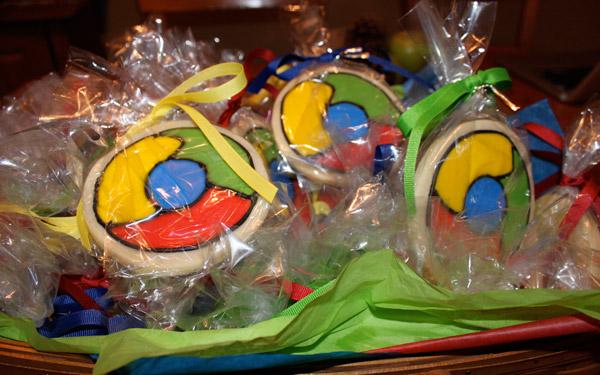 Google Chrome печенье выданное для ноутбуков Pilot Google Chrome