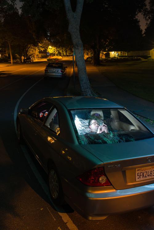 Сон в автомобиле