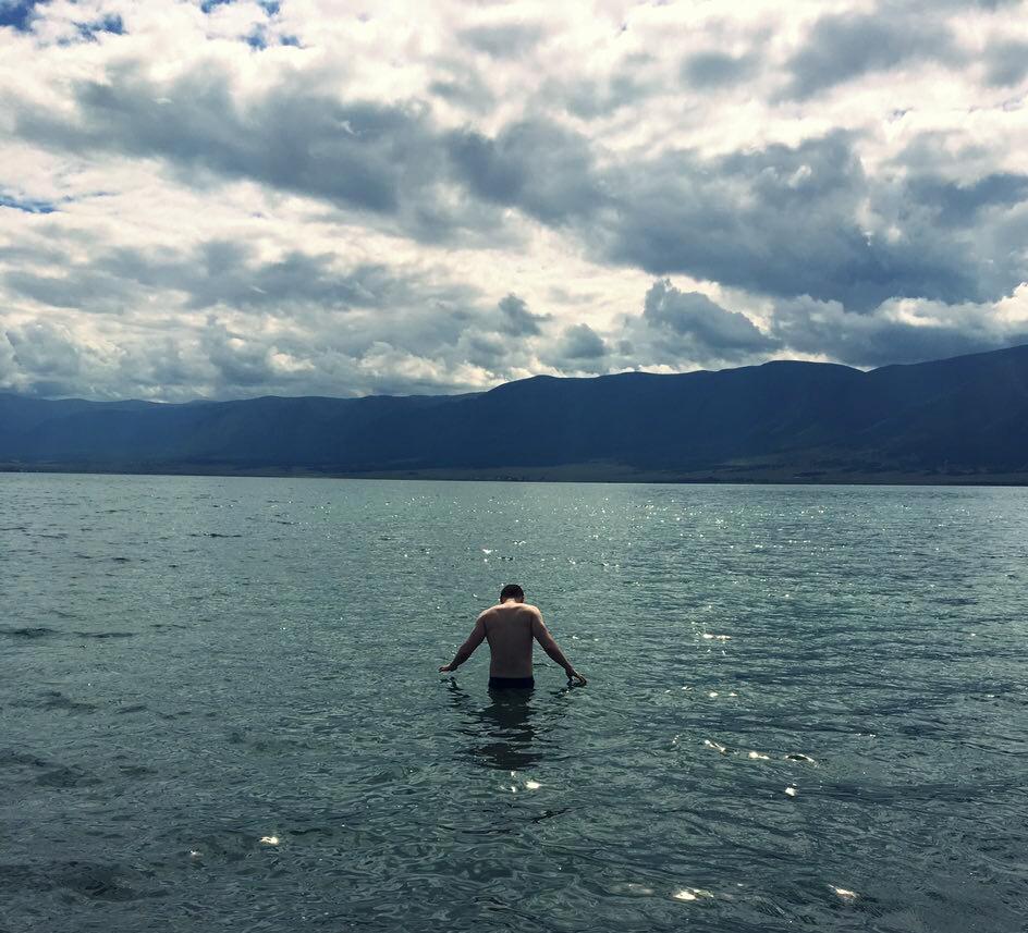 Озеро Чагатай