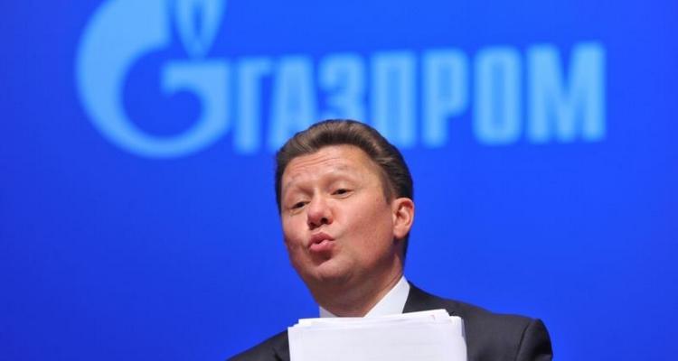 Я продвигал Газпром, а ты нет? Значит, тебе повезло!